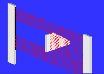 Scanner Sitronic - tvar objektu